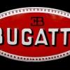 Logo marki Bugatti