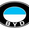 Logo marki BYD
