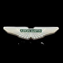 Logo marki Aston Martin