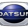 Logo marki Datsun