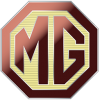 Logo marki MG