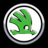 Logo marki Skoda